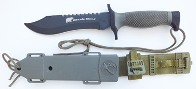 Survival Knife (3638)