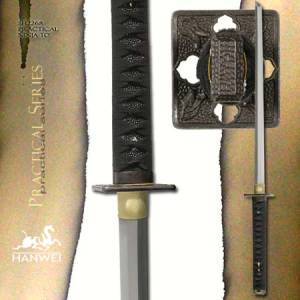 Practical Ninja Sword - BLK