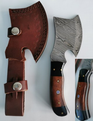 Damascus Hatchet (2081)