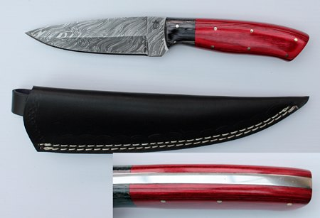 B.UK Red Arrow Hunting Knife (B08)