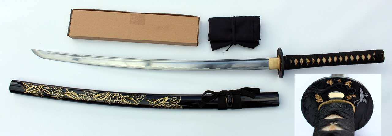 Swords, Blades UK, Sword, knives, Martial Arts, Samurai ...