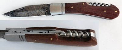 Damascus Folder (614)