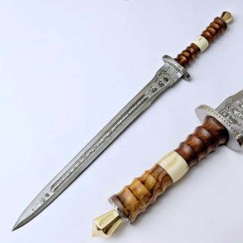 Damascus Short Sword (2025)