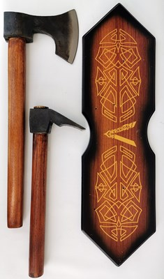 Viking Axes of Floki