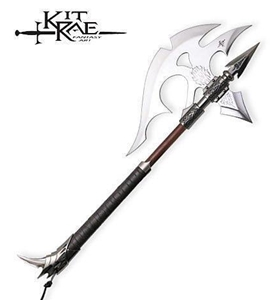 Black Legion Axe - Black Blade