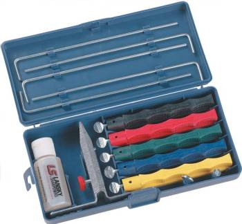 Deluxe Lansky Sharpening Kit