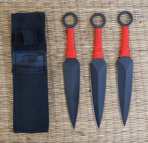 Red Handle thrower set (A3)