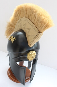 Royal Greek Helmet