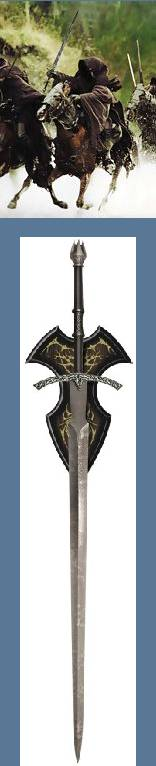 Official Sword of the Witchking